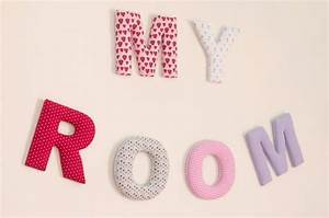 fabric letters cbc With door letters for children s rooms