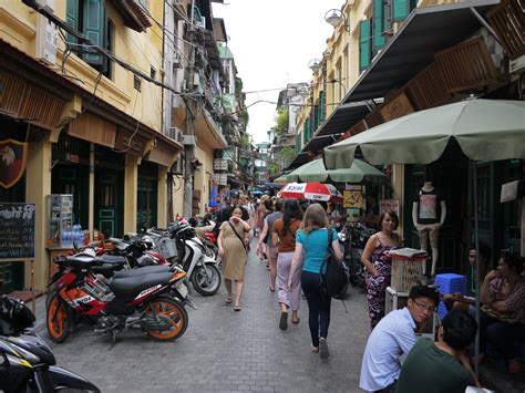 Where Is The Old Quarter In Hanoi?