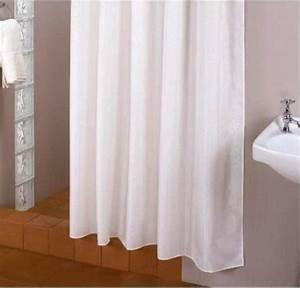 Duschvorhang 180 X 220 : berl nge textil duschvorhang 220 breit x 220 hoch weiss 220 x 220 inkl ringe ebay ~ Eleganceandgraceweddings.com Haus und Dekorationen