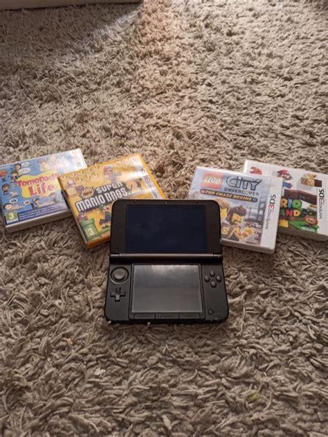 Posted by orochi iori on 7 de agosto de 2020. Nintendo 3Ds XL + 4 juegos de segunda mano por 100 € en Zarautz en WALLAPOP
