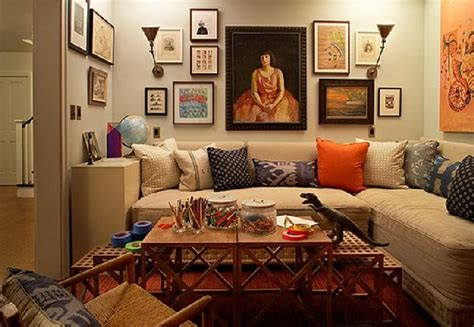Apartment Small Cozy Living Room