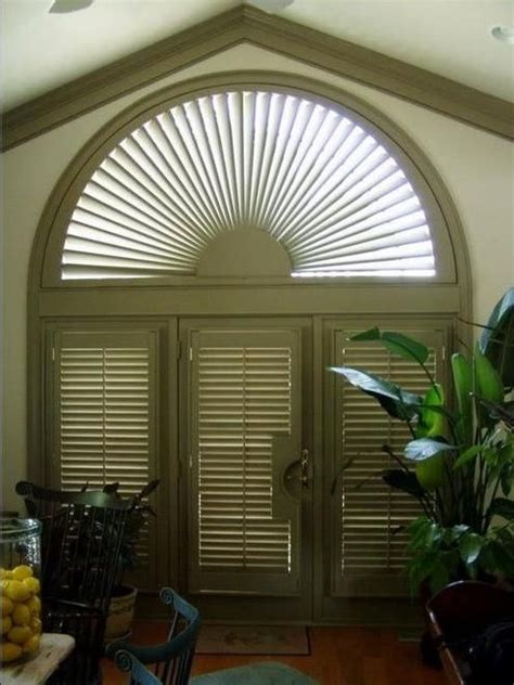 arch window covering images  pinterest blinds