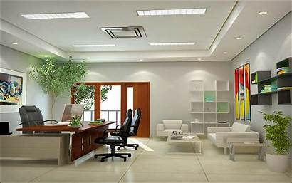 Office Interior Wallpapers