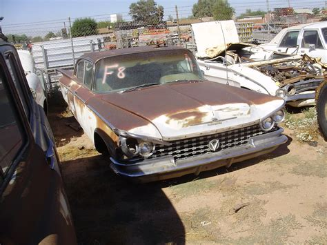 Buick Parts by 1959 Buick Electra 59bu5038c Desert Valley Auto Parts