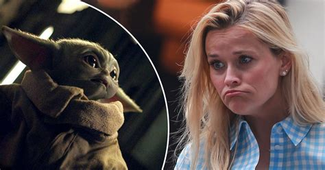Reese Witherspoon Relatably Reacts To 'The Mandalorian' Ending