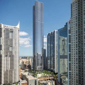 tallest building  sydney  crone partners  rise