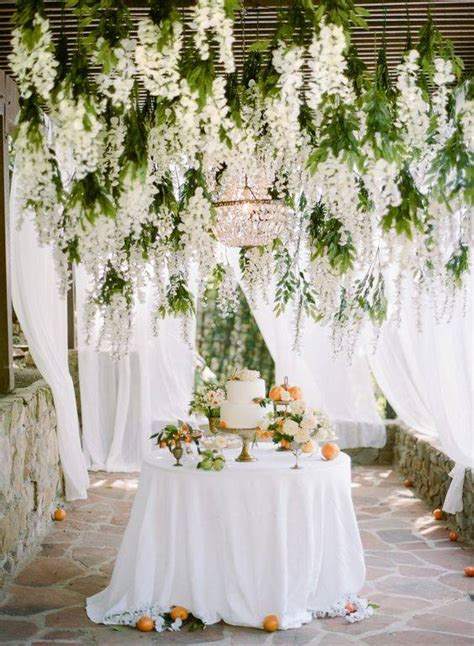 stunning outdoor wedding dessert table ideas sweet