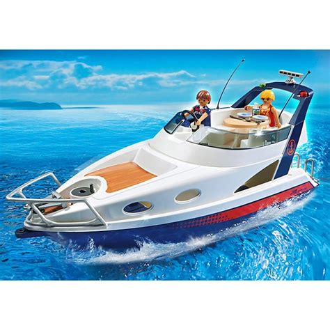 Playmobil Boats Sale by Playmobil Luxury Yacht 5205 Toys Zavvi