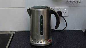 Boiling Kettle   Sound Effect  Kitchen Sounds  Boiling