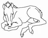 Horse Coloring Pages Fun Printable sketch template