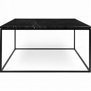 temahome gleam 30x30 marble coffee table black marble With 30x30 coffee table