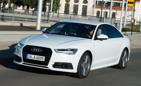 Audi A6 Facelift 2018 First Drive Review Motoring Research