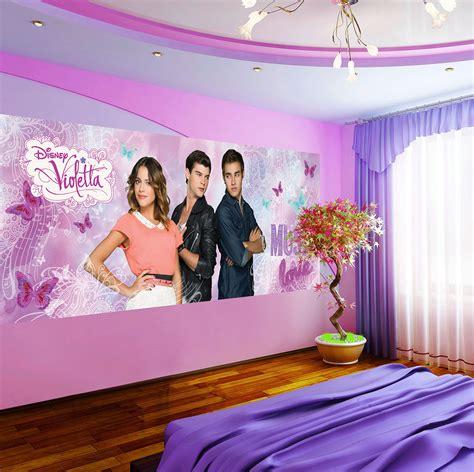 chambre de violetta chambre princesse disney