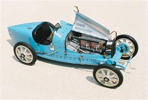 Art Collection Auto1:8th scale Bugatti T-35 miniature. I ...
