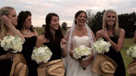 sarah  michael wedding highlight film brookwood