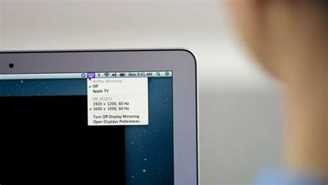 airplay iphone to macbook mountain with airplay mirroring now available to