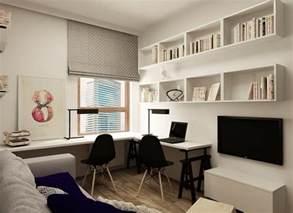 maritime wandgestaltung arbeiten zuhause ideen zur arbeitszimmer einrichtung