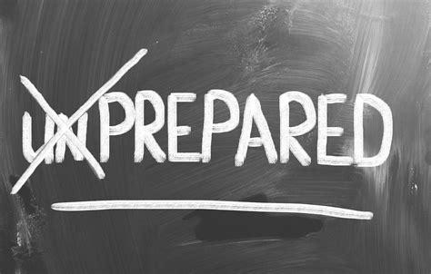 Be Prepared  Apco Cu News