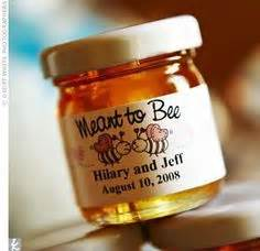 meant to bee honey wedding favor meanttobee With honey sayings for wedding favors