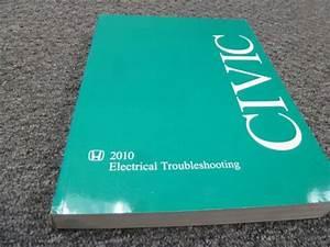 2010 Honda Civic Electrical Wiring Diagrams Manual Dx Lx