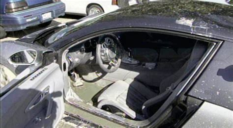 Bugatti Veyron Crash Insurance Fraud Video (2)