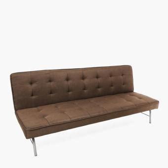 Sm Sofa Bed sm home glenn sofa bed brown lazada ph