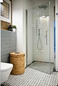 salle de bain avec du carrelage metro picslovin With carrelage salle de bain metro