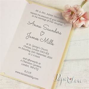 Large intricate bride grooms names personalised laser for Wedding invitation etiquette bride and groom names