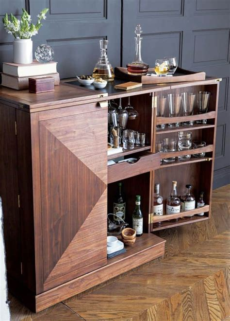 bar cabinets     planning dinner parties