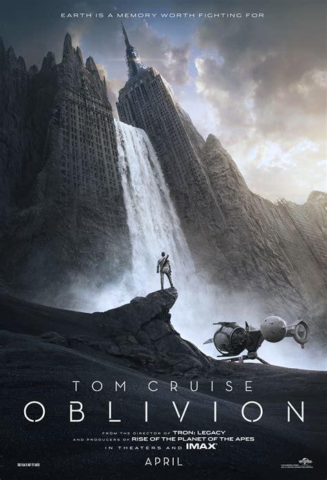 oblivion cruise tom dystopian poster york