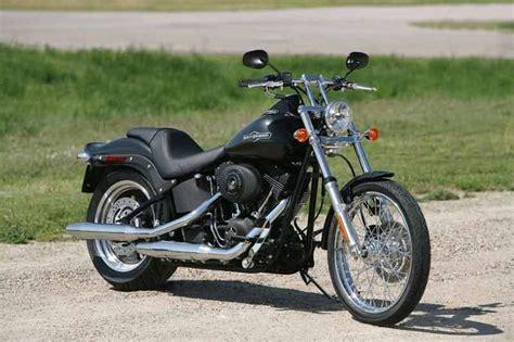 Harley-davidson Night Train (1998-2010) Review