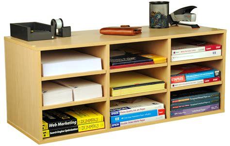 top of desk storage venture horizon 9 compartment organizer by oj commerce 64 95