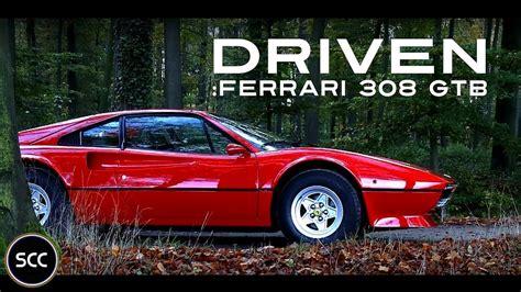 Ferrari 308 Gtb 1980  Full Test Drive In Top Gear V8