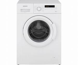 Siemens Waschmaschine Schleudert Nicht : siemens wm14b222 iq100 waschmaschine freistehend wei neu ebay ~ Orissabook.com Haus und Dekorationen