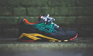 ASICS X Packer Shoes QuotAll Roads Lead To Teaneckquot Gel