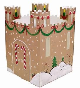 Fabriquer Un Personnage En Carton : comment fabriquer une cabane en carton tuto et plusieurs ~ Zukunftsfamilie.com Idées de Décoration
