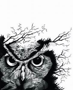 Barn and Owl Tattoos*   E s c R i B i T i o N i S t