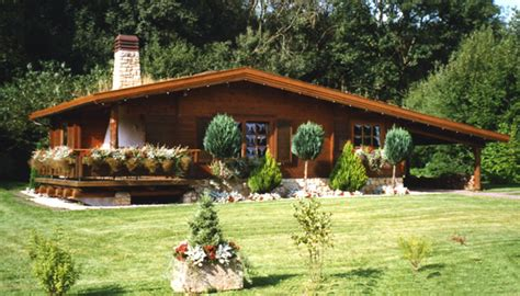 blockhaus bungalow