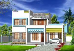 Beautiful Home Model Plans by 3 Bedroom House Plans Archives Kerala Model Home Plans