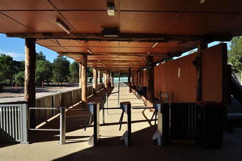 werribee zoo seating transport building