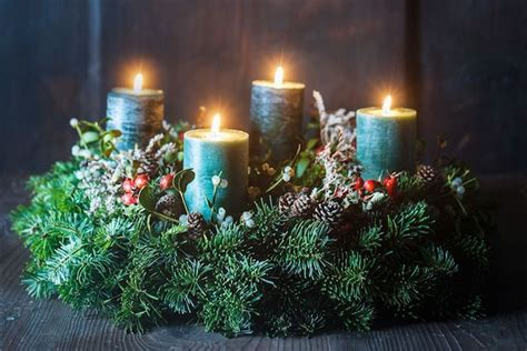 advent wreath  pictures  instructions  simple