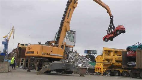 liebherr  excavator youtube