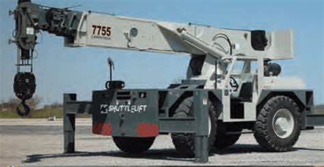 All Terrain Crane Rentals Thunder Bay Northwestern