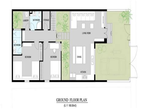 floor plan small house modern home floor plan modern small house plans modern