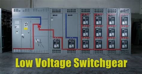 Low Voltage Engineer by Low Voltage Switchgear Studyelectrical