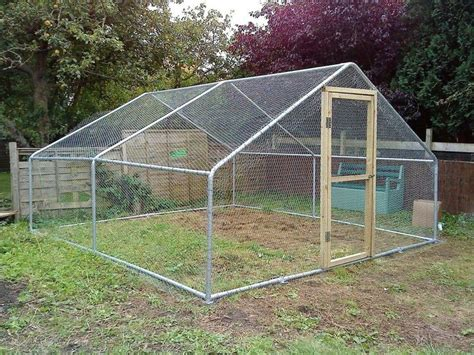 chicken run plans chicken run 4m x 4m 13ft x 13ft large walk in coop poultry hen rabbit dog cage dog cages