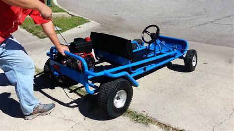 Go Kart For Sale by Blue Lightning 5hp Go Kart For Sale