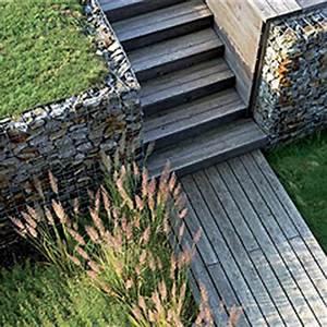 Holz Im Außenbereich : holz der werkstoff im garten proholz austria ~ Markanthonyermac.com Haus und Dekorationen