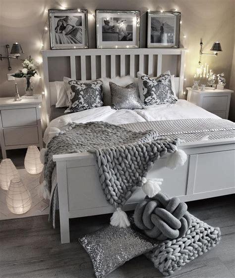Lichterkette Ikea Bett by Die Besten 25 Schlafzimmer Einrichtungsideen Ideen Auf