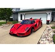 9 Crazy Ferrari Enzo Replicas  Fast Car